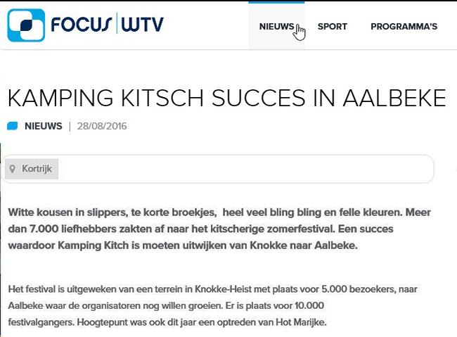 Kitsch Focus link