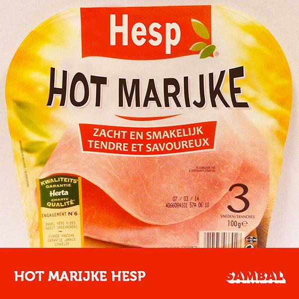 Hot Marijke hesp-600