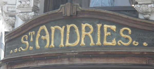 sint andries logo