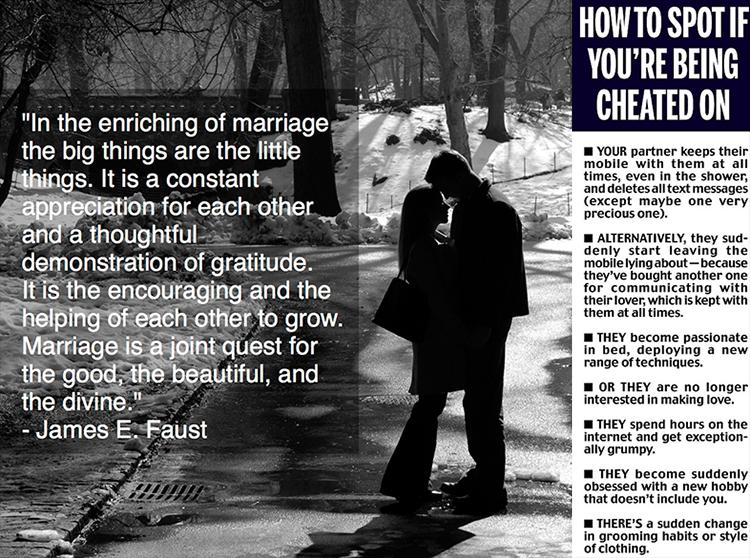 huwelijke bedrog