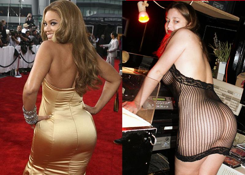 Bumbum Beyonce-Marijke