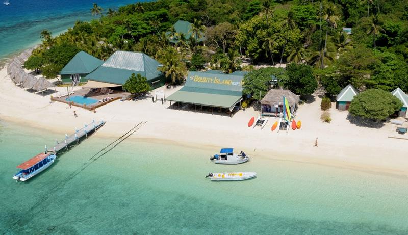 fiji-mamanuca-bounty-island-kandavu-beach-aerial-view